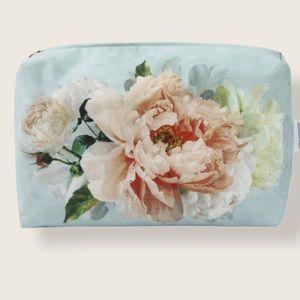 NWT Designers Guild Peonia Grande Lrg Make Up Bag